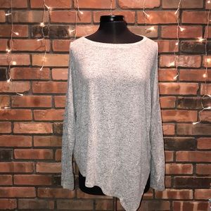 🖤🖤Mossimo Soft Long Sleeved Open Shoulder Tee
